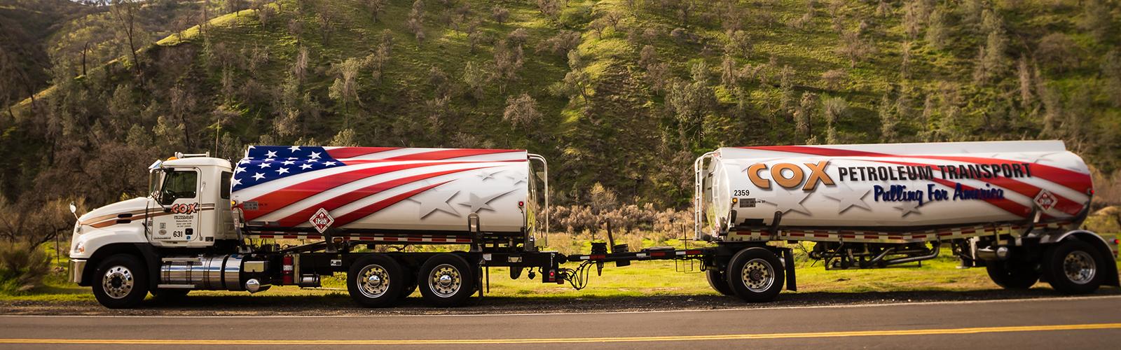 cox petroleum customer story