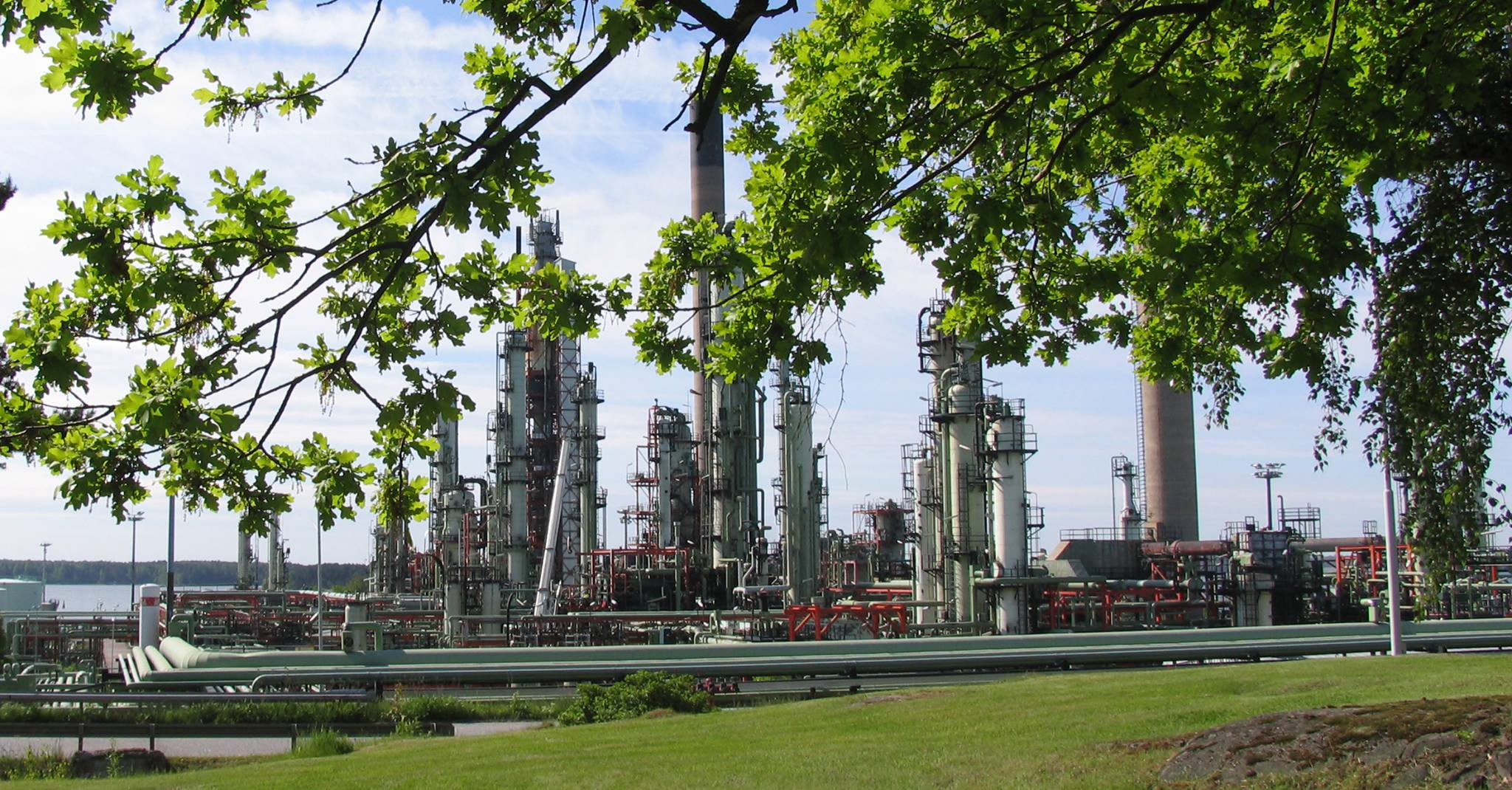 Neste - Naantali refinery