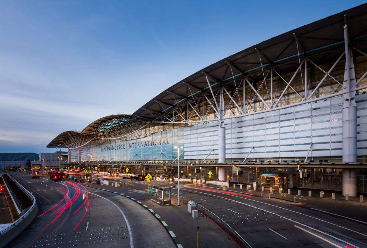 Neste is providing sustainable aviation fuel to San Francisco international Airport