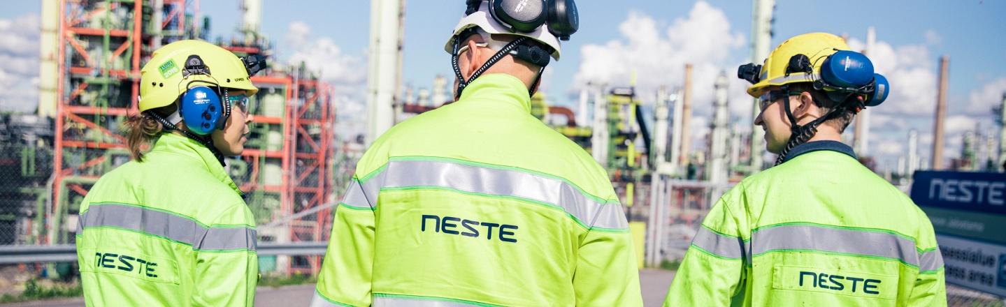 Contact Neste