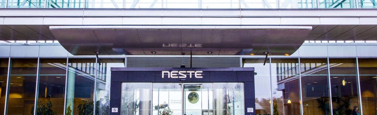 Neste headquarters Finland