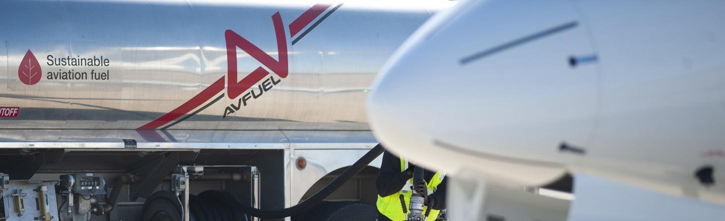 neste, Avfuel sustainable aviation fuel