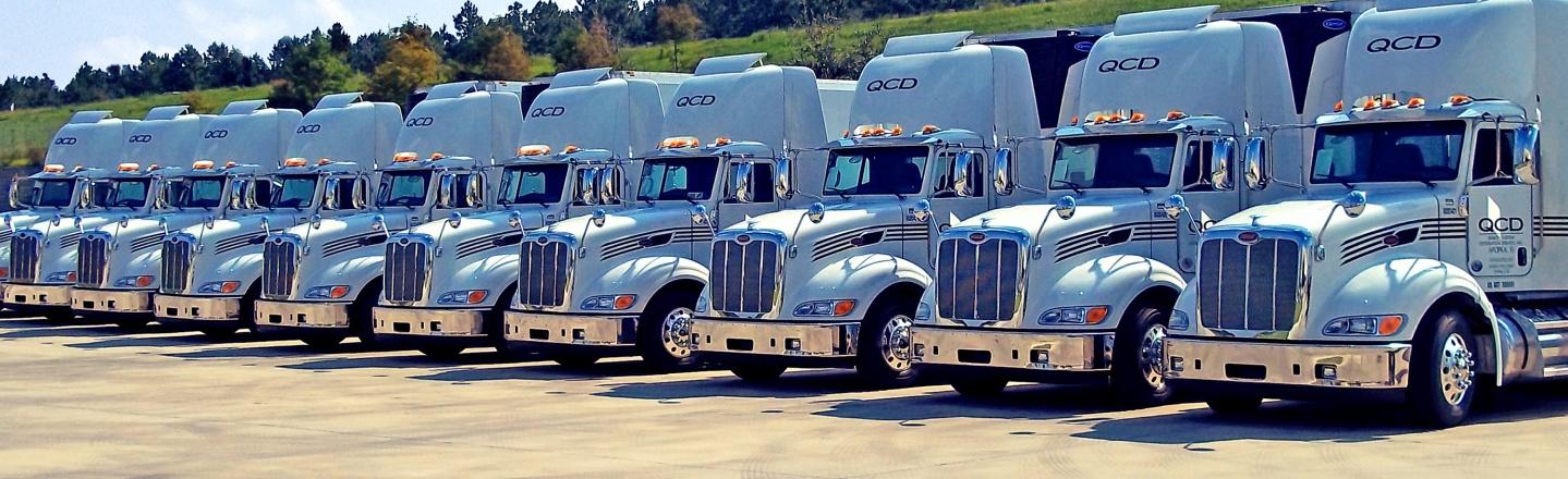 QCD fleet