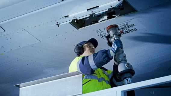 For airline operators and brokers - Neste offers Jet A1 kerosene from own refinery delivered reliably on time and on spec.