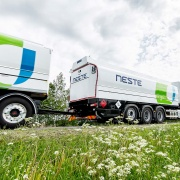 Neste's extensive station network is ready to serve you and offer high-quality cleaner products.