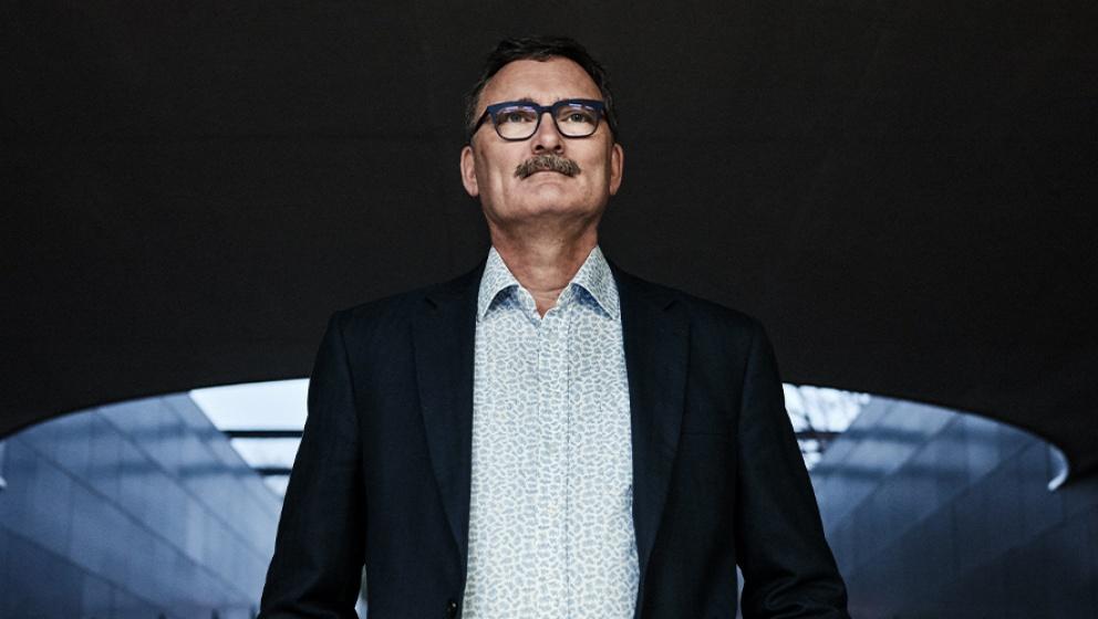Mater of persuasion: Henrik Erämetsä