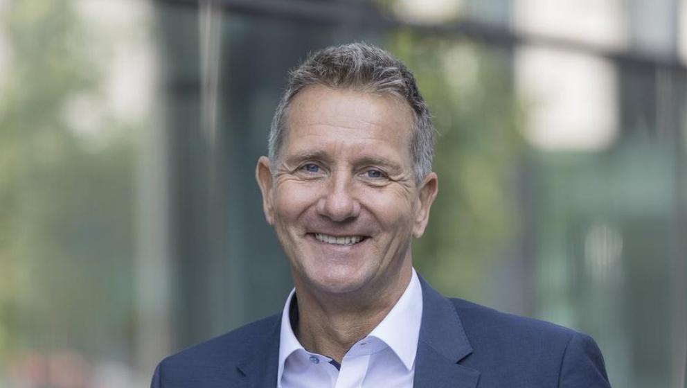 Thorsten Lange, Executive Vice President, Renewable Aviation, Neste
