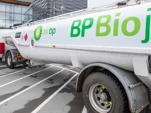 Air BP Fuel tank