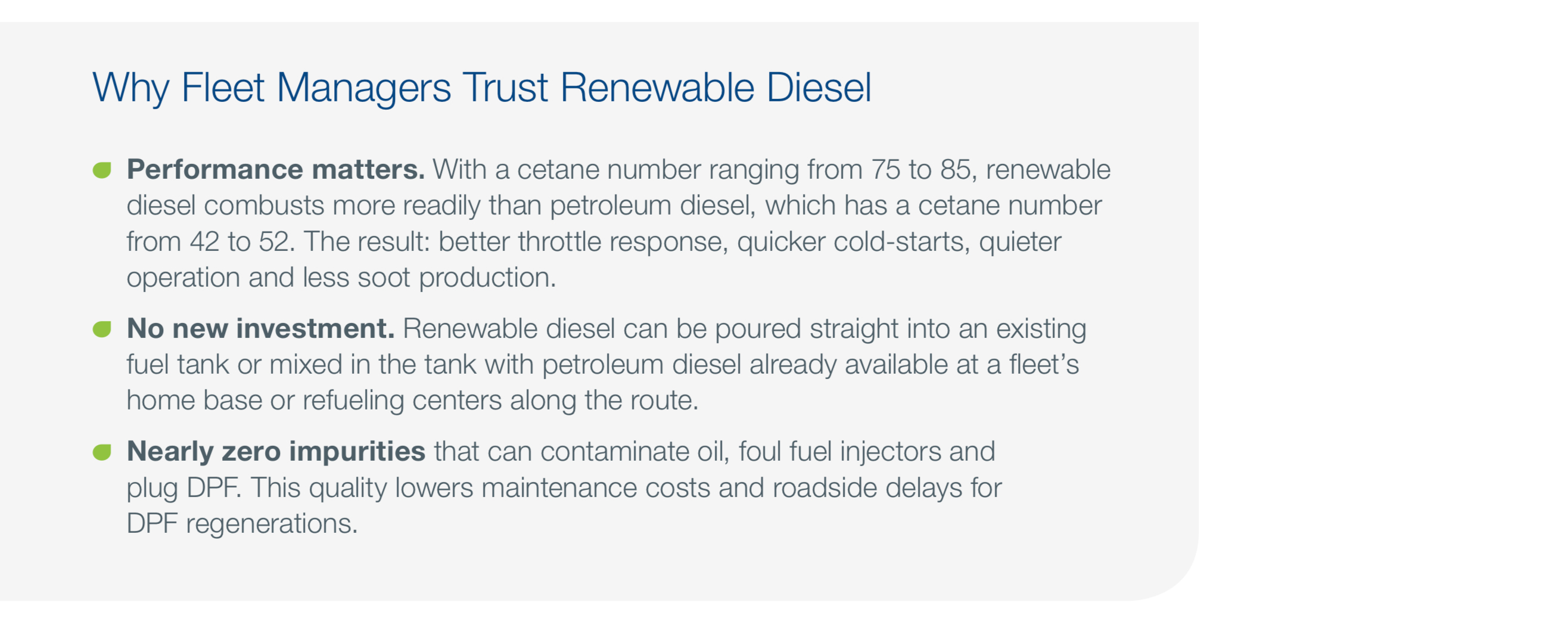 Why Trust Renewable